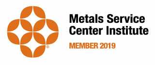 Metals Service Center Institute Member 2019